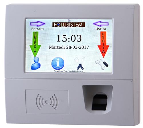 TimeRead_Touch_Biometrico_Bianco_500